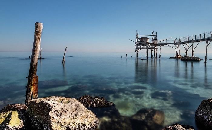 vacanze in Abruzzo - costa dei trabocchi