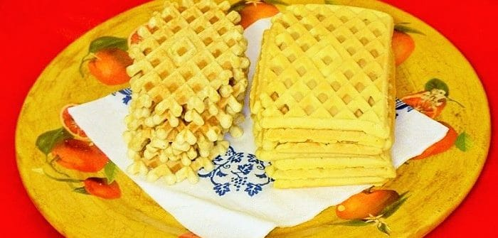 pizzelle e ferratelle