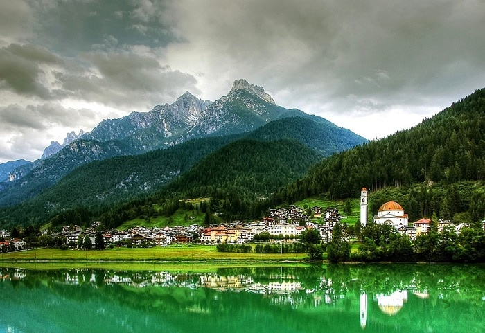Dove andare in montagna in estate