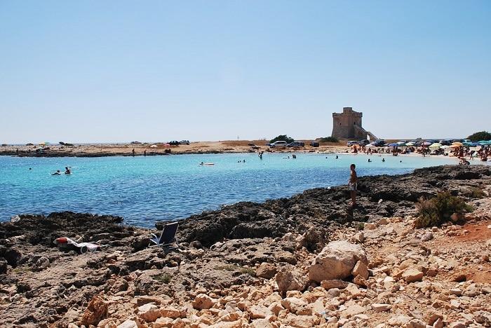 Spiagge del Salento Porto Cesareo