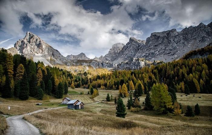 12 paesaggi meravigliosi che troverai solo in Italia dolomiti