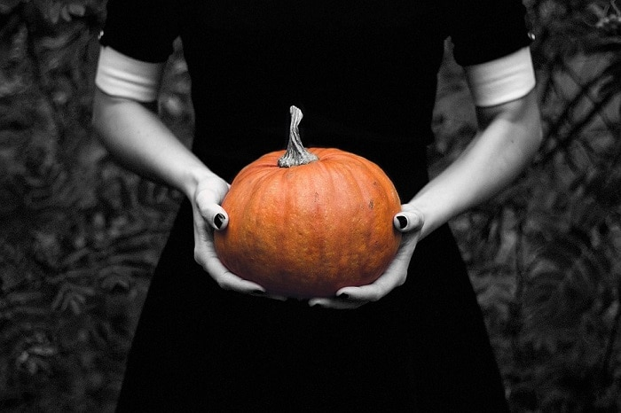 halloween a calcata