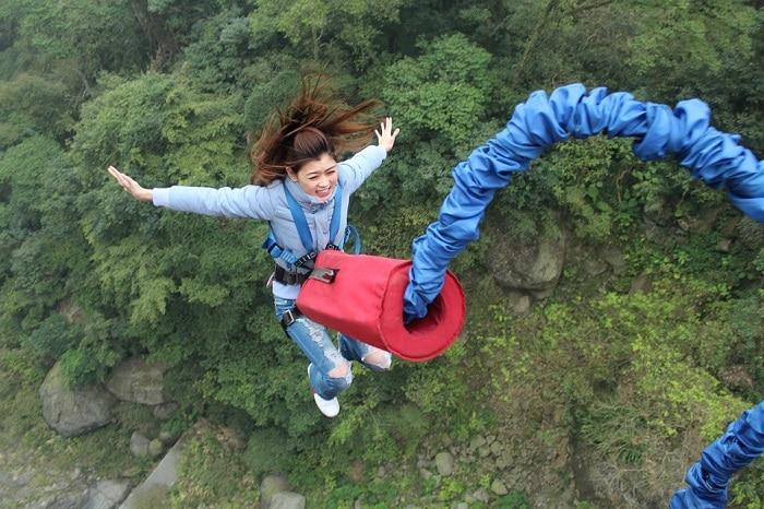 Sporti estremi Bungee Jumping