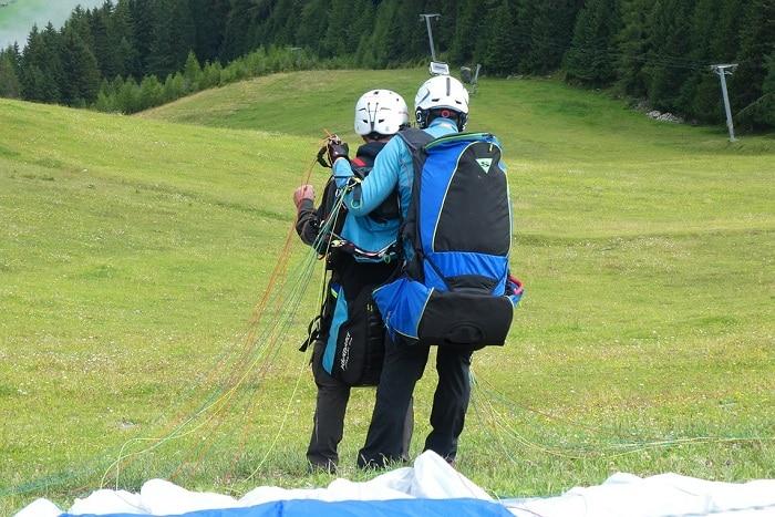 sporti estremi Skydiving