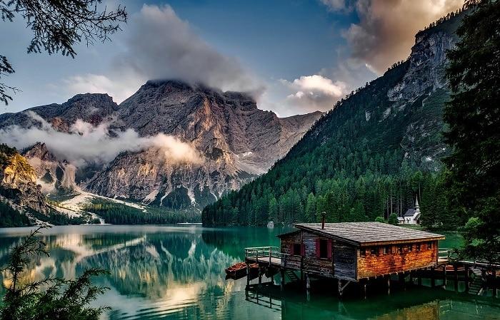 #iorestoinitalia montagna